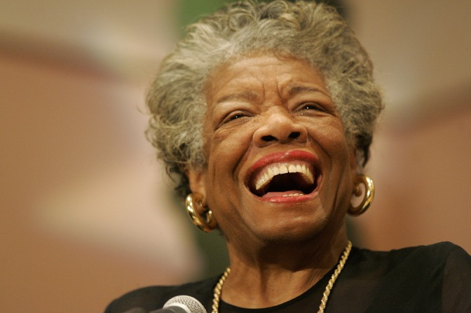 A Tribute To Dr. Maya Angelou 1928-2014: The Words She Left The World