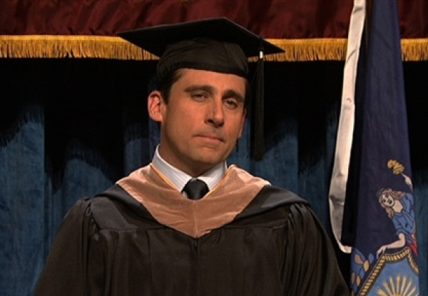 Do You Remember Your College Commencement Speaker?