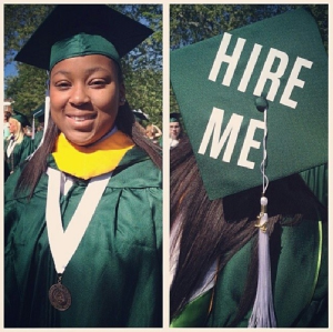Greensboro College, NC #HireMe IG:@meggo_12