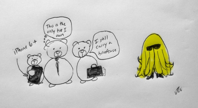 Goldilocks and The Three Bears of Business