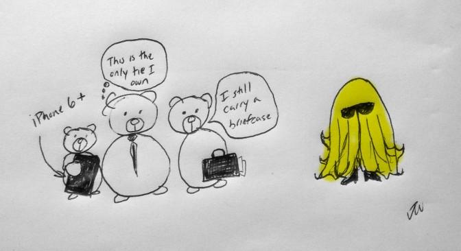 Goldilocks and The Three Bears of Business