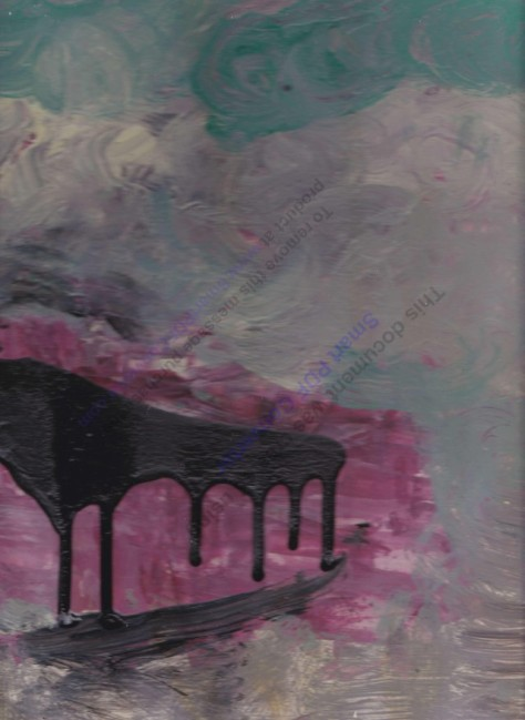 Melting Piano