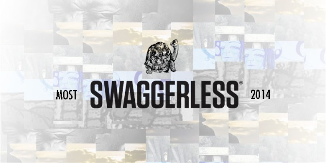 """Mama, I made it!"" Top 5 Most Swaggerless Artists of 2014"