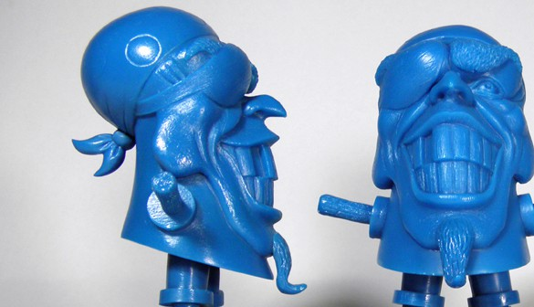 Sneak peek at Entusiasta Gallery's First Art Toy